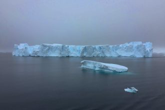Data analytics solution for a non-profit working towards preserving glacial ice melts